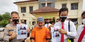 Masih Ingat..! Bandit Pecah Kaca Gasak Dana BOS Rp 107 Juta Milik SMAN 1 Prabumulih, Seorang Pelaku Maradona Ditangkap di Kota Bandung