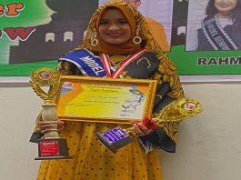 Juarai Model Berprestasi di Palembang, Salwa Siswi SMAN 2 Muara Enim Bakal Diorbitkan Jadi Artis