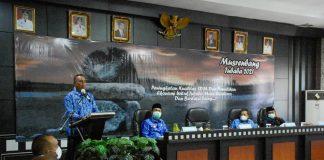 Lewat Musrenbang 2021 dan RKPD 2022, Pemkab Tubaba Dorong Percepatan Pembangunan Lampung
