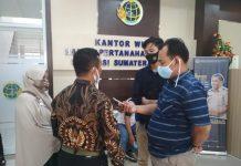 Buntut Pernyataan Pemkot Palembang, Zuriah Kiai Marogan Masukan Surat Pemblokiran Pulau Kemaro ke Kanwil BPN Sumsel