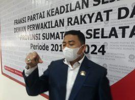 Banyak Aspirasi dan Temuan Hasil Reses Tahap I, Anggota DPRD Sumsel Dapil Palembang I: Ini Jadi PR Walikota dan Catatan Fraksi PKS