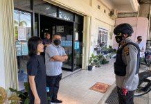 Pastikan Keamanan, Kapolres Cek Sejumlah Gereja di Kota Prabumulih