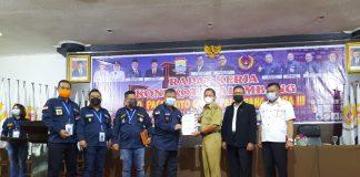 Ide Palembang Juara Muncul dari Suara Pengurus, Warnai Semangat Raker KONI 2021