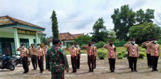 Pelatihan SWK Koramil PS dan Penegak Bantara Pramuka, Letkol Kav. Muhammad Darwis: Tingkatkan Kesadaran Bela Negara