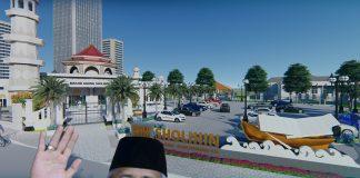 H Iskandar Inisiasi Masjid Agung Sholihin Jadi Pusat Kajian Islam dan Wisata Religi