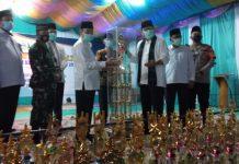 Nasrun Umar Minta MTQ Muara Enim ke-37 Tetap Mempedomani Protkes Covid-19
