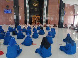 Sambut Ramadan 1442 H, Polda Sumsel Gelar Do'a Bersama Anak Panti Asuhan. Mohon Perlindungan Pada Allah SWT dari Musibah Karhutlah