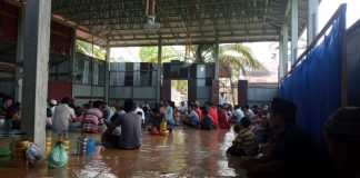 Sambut Bulan Suci Ramadan 1442 H, Kampung Ketapang Indah Adakan Tradisi Kenduri Nasi