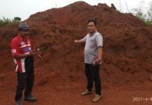 Kegiatan Penambangan Kawasan Hutan Produksi Diduga Ilegal, F-KPKMB Muba Segera Laporkan