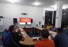 Febrio Fadilah Gantikan Rahman Sani Pimpin PTMSI Kota Lubuklinggau