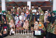 Sabet 3 Besar MTQ XXXVII TK Kab. Muara Enim, Tuan Rumah Kecamatan Gelumbang Tuai Apresiasi