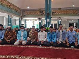 DPD BKPRMI Palembang lakukan Pembinaan 350 Ustadz dan Ustadzah TKA/TPA se Kota Palembang