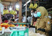 Sidak ke Pasar Ramadan Bersama BBPOM, Fitrianti Temukan Kuah Tekwan Berformalin