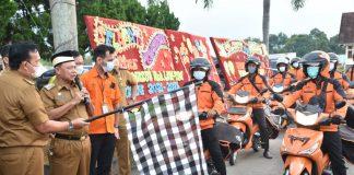 Permudah Masyarakat Dalam Pengurusan KK dan KTP, Pemkab Lam-tim MoU PT Pos Indonesia