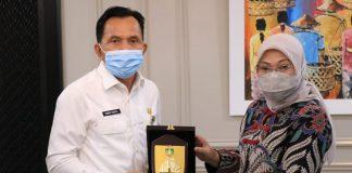 Kemenaker Bakal Bangun BLK UPTP Secara Bertahap, Pemkot Prabumulih Siapkan Lahan 17 Hektar