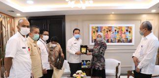 Kemenaker RI Bakal Bangun BLK UPTD di Kota Prabumulih