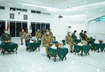 Bupati Asahan Ikuti Rakor Kepala Daerah/Wakil Kepala Daerah Hasil Pilkada 2020 Secara Virtual, Jokowi Ajak Tingkatkan Kuartal Perekonomian Negara