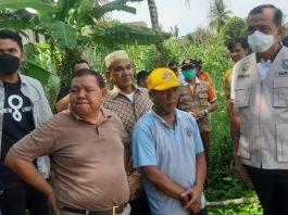 Atasi Longsor di Wilayah Peninjauan, Plh Bupati OKU Akan Undang Kementerian PU