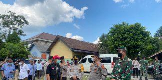Dampingi Kapolda Sumsel Monitoring PSU Pilkada PALI, AKBP Rizal: Minta Warga Patuhi PPKM Skala Mikro dan Jaga Kamtibmas
