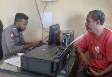 KKJ Mendesak Polisi Usut Teror Terhadap Jurnalis Tabloid Jubi Victor Mambor