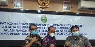 MoU Kerja Sama Antar Daerah Oleh Gubernur se-Sumatera, Karo Ekonomi Sumsel: Dapat Meningkatkan Pertumbuhan Ekonomi