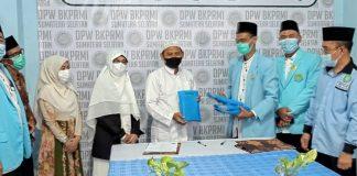 UIN Raden Fatah Gandeng BKPRMI Berantas Buta Aksara Al-Quran di Kalangan Mahasiswa