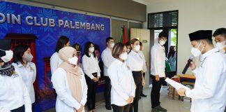 Kadin Kota Palembang Kukuhkan Pengurus Kadin Peduli dan Kadin UstadzPrenuer