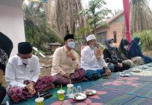 Bupati dan Wabup Tanjab Barat Lakukan Safari Ramadan di Kecamatan Batang Asam