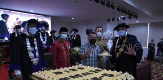 Dies Natalis ke 5, Politeknik Pariwisata Palembang Siap Ciptakan SDM Unggul Berdaya Saing Global