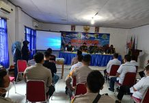 Polres Tubaba – Forkopimda Lakukan Sosialisasi Satgas Sapu Bersih Pungli 2021