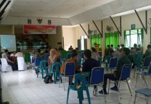 Pelaksanaan PPKM Mikro, Kodim 0109 Aceh Singkil Gelar Rakor Bersama Forkopimda