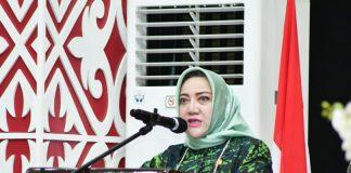 MANTAB! Bupati Musi Rawas Launching Bantuan Santunan Kematian Bagi Masyarakat