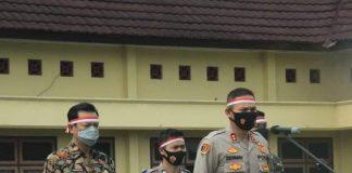 Polres Prabumulih Gelar Apel Kebangsaan Bangun Kebersamaan Menuju Indonesia Sehat dan Unggul