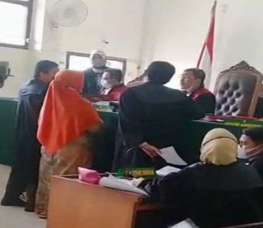 Soal Saksi Tambahan, Korban: Tolong Pak Hakim. Saksi Juga Termasuk Dizholimi Terdakwa