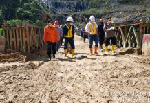 Kapolda Sumut Maksimalkan Tim SAR Gabungan Cari Korban Longsor di Tapanuli Selatan