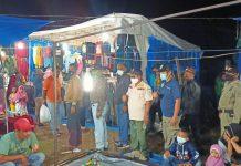 Sat Pol PP dan WH Aceh Singkil Gelar Patroli Awasi Protkes Ramadan Fair HIPMI