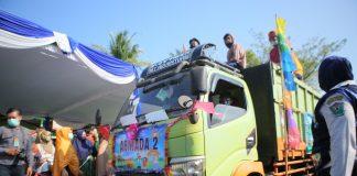 PTBA Mulai Relokasi Warga ke Perumahan Bara Lestari, Suryo: Semua Demi Masa Depan Lebih Baik