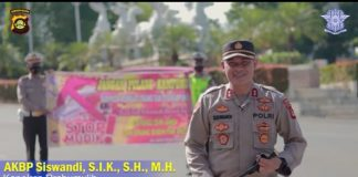 Beredar Video Rekaman Kapolres Prabumulih, Simak Ini Isi Rekamannya