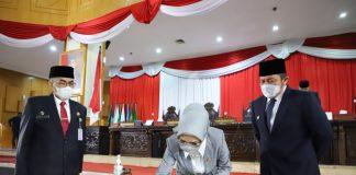 DPRD Sumsel Keluarkan 5 Rekomendasi untuk Pemprov Sumsel, Salah Satunya Soal Insentif Guru Honor se-Sumsel