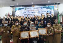 Terungkap di Peringatan Hardiknas, Bantuan Insentif Guru SMA/SMK dan Uang Honor Guru SLB se Sumsel Inisiasi Banggar dan Tim TAPD