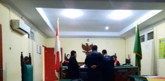 Dinilai Berbelat belit, Hakim PN Lubuk Pakam Tegur Terdakwa Kasus Minerba