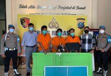 Polsek Patumbak Bongkar Kasus Pembobolan Ruko Simpang Penampungan Pasar VII