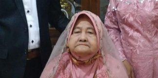 Kabar Duka dari Sekda Muba, Ibundanya Hj Maidah Meninggal Dunia