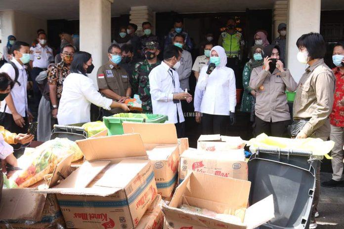 Pemkot Palembang dan BBPOM Musnahkan Ratusan Kilogram Makanan Berformalin dari Pasar dan Swalayan