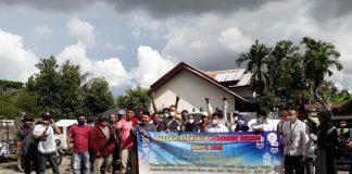 BMPD & BAS Aceh Bagi Ratusan Paket untuk Dhuafa dan Anak Yatim