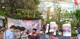 Peduli Sesama, Aliansi Pemuda Papua Berbagi Makanan di Bulan Suci Ramadan