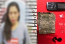 Edarkan Narkotika, Seorang IRT Ditangkap Satresnarkoba Polres Tulang Bawang