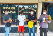 Polisi Ungkap Kasus Curat Uang Tunai Rp 200 Juta di Pasar Unit 2 Banjar Agung