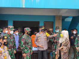 Pangdam I/BB dan Wakapoldasu Cek Lokasi Karantina WNI di Kota Medan