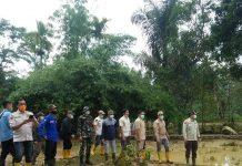 Banjir Bandang Sapu Puluhan Hektar Sawah di Tanjung Sakti, Bupati Lahat Perintahkan BPBD Turun Tangan
